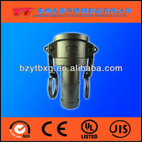 stainless steel 304 316 flexible camlock coupling factory