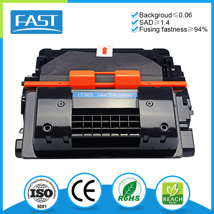 Import toner cartridge compatible for HP LaserJet Enterprise M630f from china