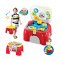 Kids play set activity center baby toy activity table