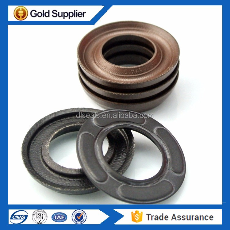 2016 high demand brown leather V packing seal