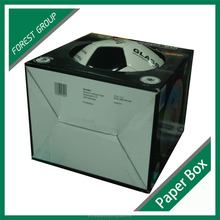 SINGLE WALL FOOTBALL PACKING CASE DISPLAY