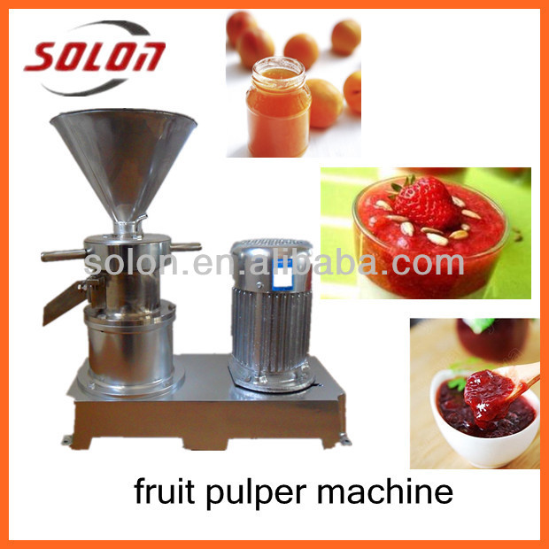 Automatic small scale fruit paste making machine/jam production equipment