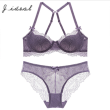 New ladies sexy lace bra and panty sets designs