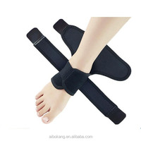 Ankle Foot Orthosis Lace Up Ankle Support / Brace - Foot Splint Relieve Ankle Stiffness Pain