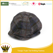 BV certification painters flat cap wholesale