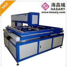 300w Steel rule CO2 die board laser cutting machines and bender machines