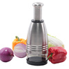 ABS+S/S+PS+PP 23*8*8 Kitchen tools manual food chopper/vegetable chopper/onion chopper