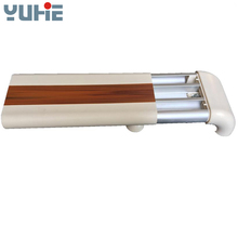 yuhe high quality safety anti-collision hospital corridor handrails for outdoor steps