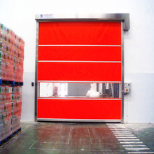 Polycarbonate Industrial Warehouse Roller Shutter Doors