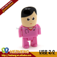 2015 Novelty Medical Workers USB Thumb Drive 1GB