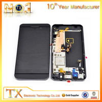 mobile phone lcd display for blackberry bb Z10