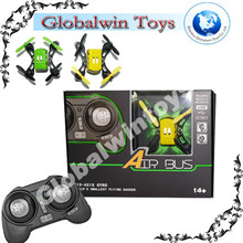 2014 MINI RC AIRBUS! Hand Thrown 2.4G R/C Flying Car With 6-Axis Gyro rc quadcopter rc flying car drone professional