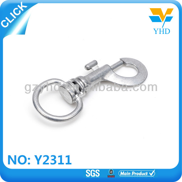 metal key chain swivel snap hook