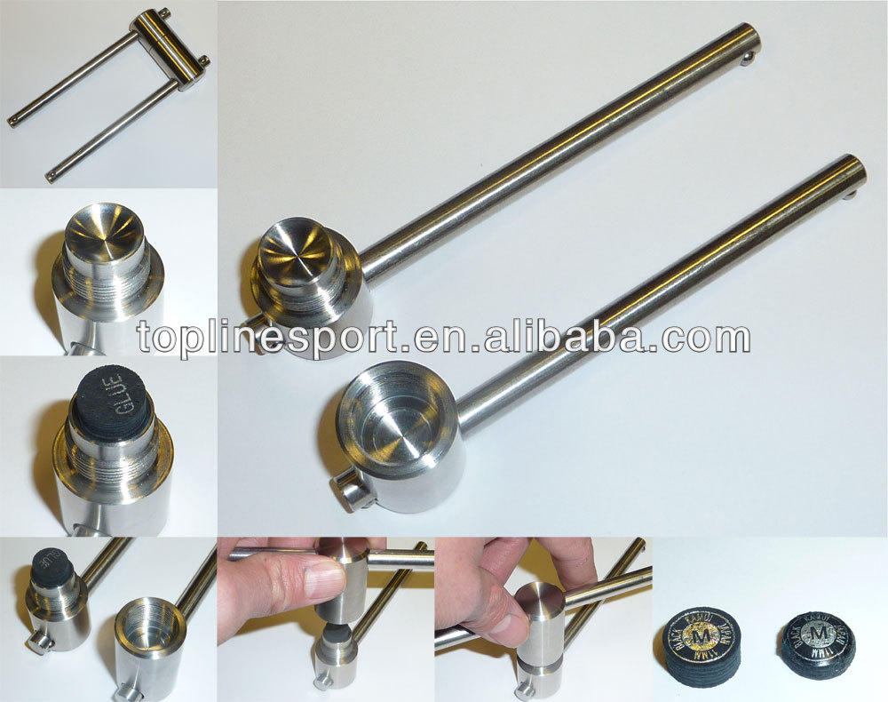 High-end Metal Cue Tip Pressing Tool CTS-012