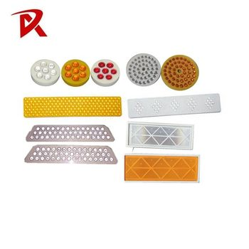 RSG lowest price reflective glass beads /reflective lens/reflective panel