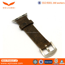 Various Design Popular Soft Touch Custom 38mm Watch Band Manufacturer