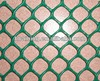 plasic mesh/hexagonal mesh green /100% new HDPE