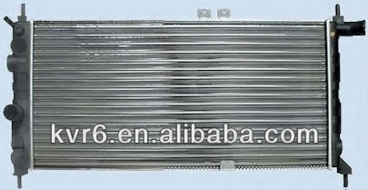 high quality radiator for Opel Kadett E OEM :1300126