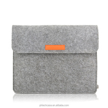High Quality Felt Sleeve Carrying Bag Ultrabook Laptop Bag For Apple Macbook Pro