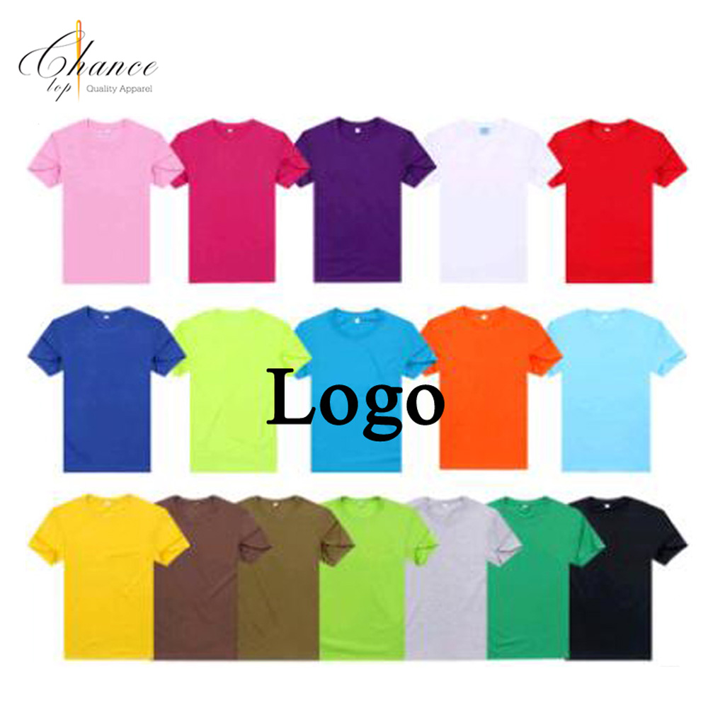T-170611 LOGO custom cheap t shirt wholesale china <strong>unisex</strong> 200gsm <strong>100</strong>% cotton t-shirt