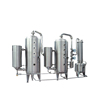 Made in China Ultralow -temp vacuum concentration machine evaporator