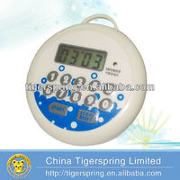 multifunctional plastic funny digital timer