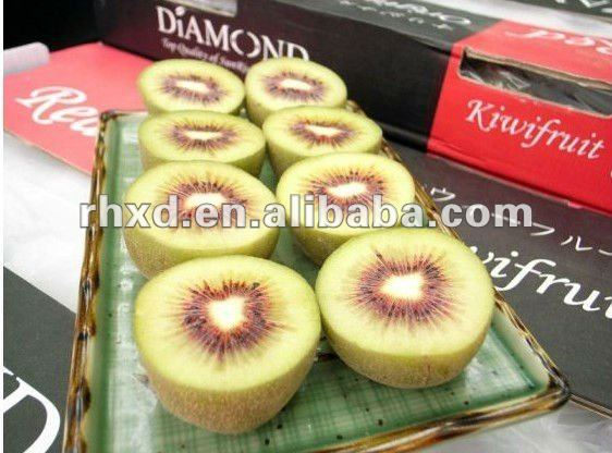 New Fresh Kiwi fruits on sale