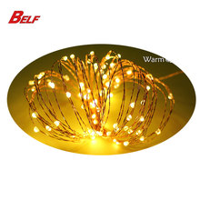 LED Battery Operated Copper Wire Flexible Mini LED Light String