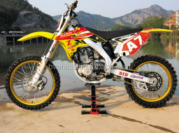 250cc racing dirt bike/motorcycle all parts universal to Suzuki Rmz A7