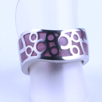 stainless steel fashion ring finger rings photos for women