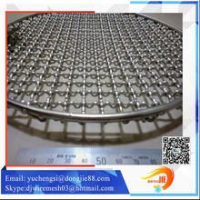 Low price and good quality stainless steel round grill grates