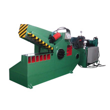 crocodile scissors Q43 series Crocodile Hydraulic Metal Shear waste recovery machine metal shearing Q43-630