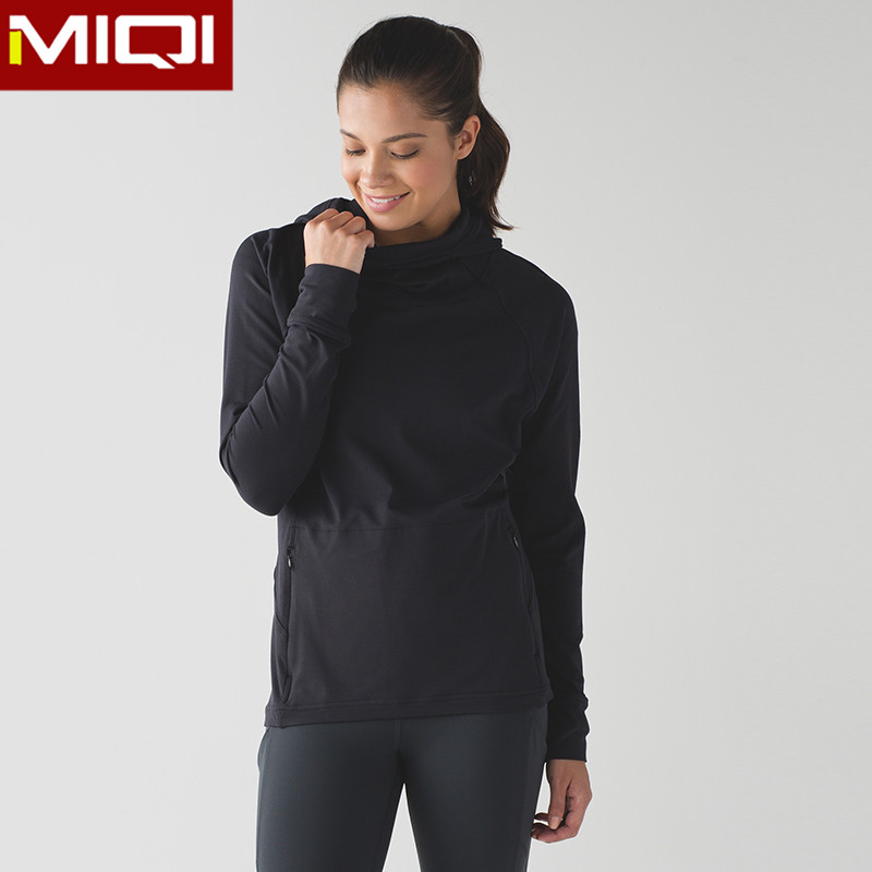 Formal Custom Sportswear Ladies Pullover Wholesale From Miqi Apparel