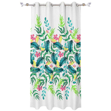 hotel curtains and drapes style For The Living Room Window,digital print blackout