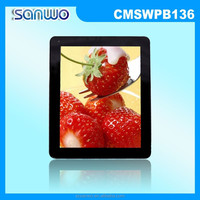 9.7 inch Tablets PC 3G Phone Call MTK8389 Android4.2 SIM Card Slot/Wifi/Bluetooth/Dual Core Tablet CMSWPB136