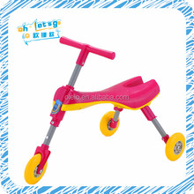 Factory CPSIA OEM foldable baby stroller toy motorcycle