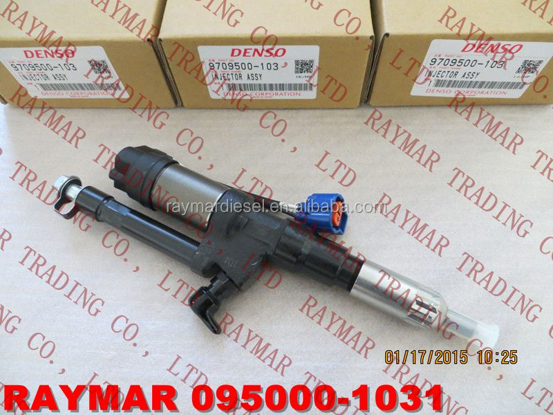 DENSO Common rail injector 095000-1030, 095000-1031,095000-0130, 095000-0136 for HINO K13C 23910-1044, 23910-1045, S2391-01045