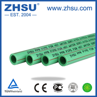 4m 5.8m green plastic steam pipe covers