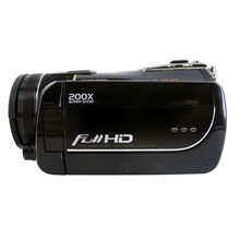 "Full HD 1080p Professional 12MP Digital Video Camcorder 20X Optical Zoom 3.0"" TFT LCD Screen"