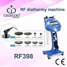 diathermy equipment rf body slimming skin care machine 2015 newly