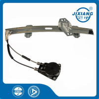 China Supplier Power Window Regulator Lifter Front Left Dorman 740-198 Fits For HD Coupe Sedan Hatchback OEM 72250S04013