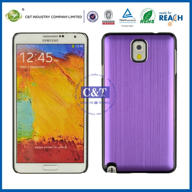Universal Mobile Phone metal frame case for for samsung galaxy note iii 3 n9000