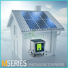 All-in-one home use solar panel system 3000W