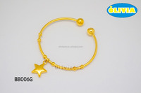 fashion china supplier stainless steel expandable bangle