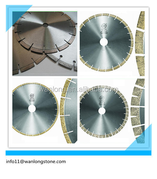 diamond tools of dry cutter with good cutting result 7 inch diamond blade