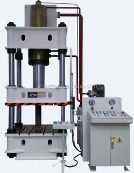 315ton Hydraulic Power Press,4 column hydraulic press machine