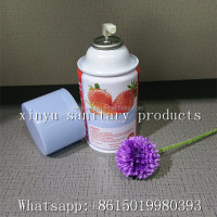 China manufacture air freshener spray in Dongguan factory