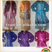Vinyl transparent sex and women clear raincoat women in plastic raincoats