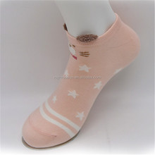 Fashion style new young girls child tube socks wholesale with OEM service