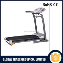 Indoor Sports Equipment Body Building Machine Gym Equipment Multi-function Pro Fitness Motorised Folding Treadmill H0163